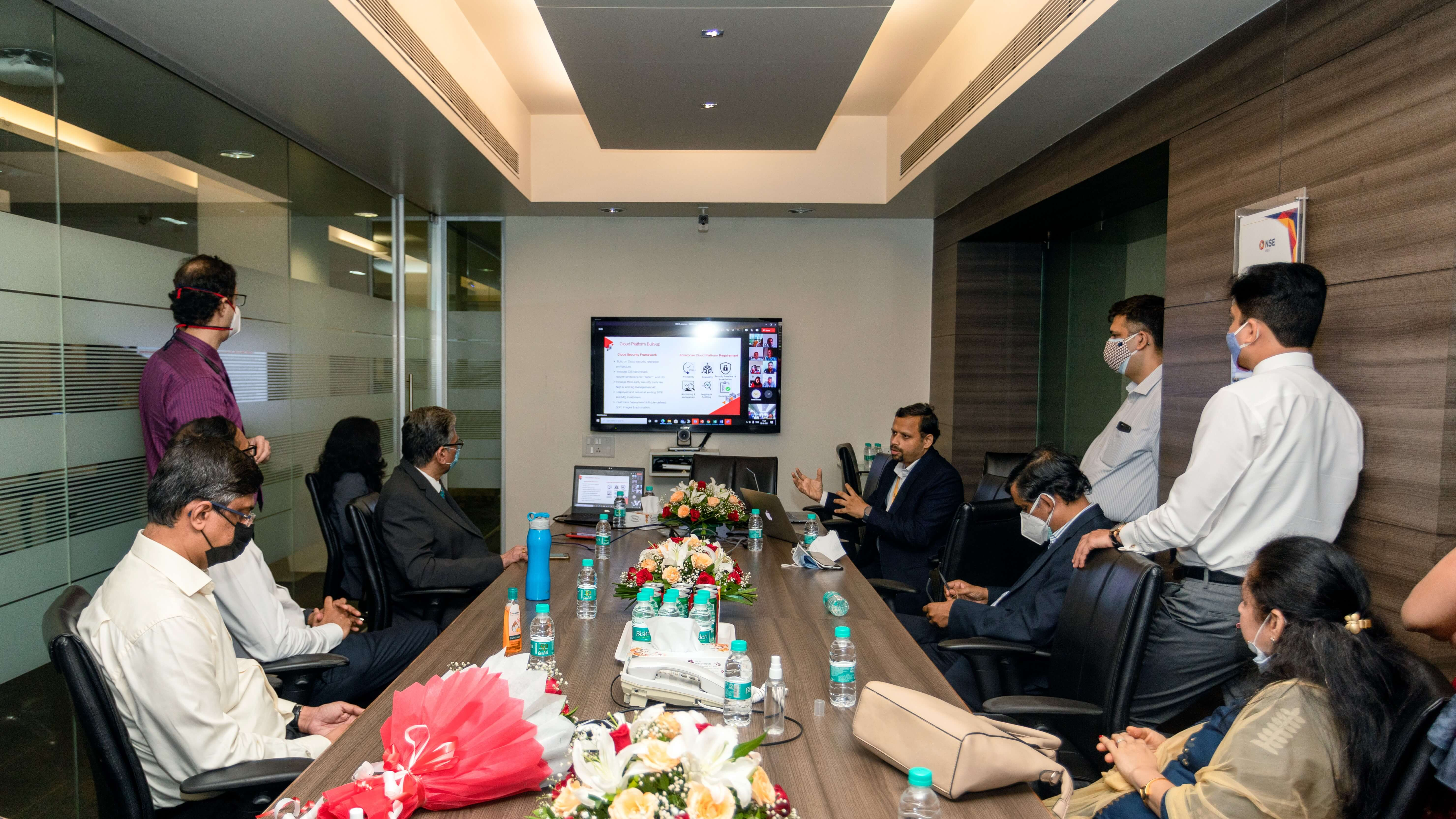 Cloudxchange - NSEIT event images